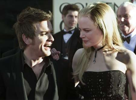 Nicole Kidman Ewan Mcgregor pic